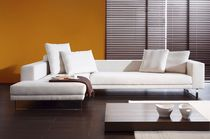 contemporary corner sofa SI-T-119LIN Signature Home Collection