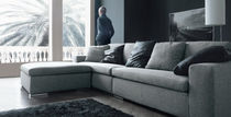 contemporary corner sofa bed AXEL by Frame Design BPA