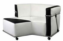 contemporary corner sofa F 46 - 1 E by Peter Smithson Tecta