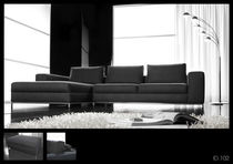 contemporary corner sofa ID.102 Indomo sit & sleep