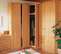 contemporary corner wardrobe OPUS 1 by Karl Auer TEAM 7