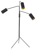 contemporary cotton floor lamp (tripod) ARRAY Cto Lighting