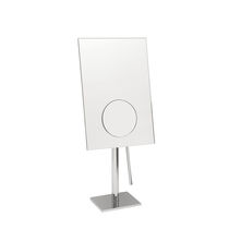 contemporary counter top mirror SQUARE 3020 AP Brot