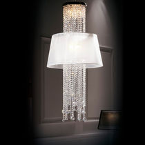 contemporary crystal chandelier C-7002-L COPENLAMP