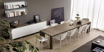 contemporary dining table KONSTANTINE Olivieri