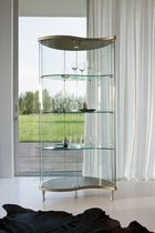 contemporary display case OREGINA  Tonin Casa