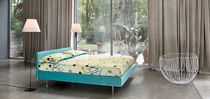 contemporary double bed MISTER BILLO DOWN by CRS Bonaldo BONALDO