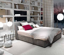 contemporary double bed VICTORIA  mobileffe
