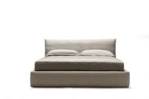 contemporary double bed SOHO BERTO SALOTTI