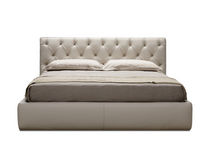 contemporary double bed TRIBECA BERTO SALOTTI