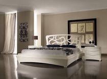contemporary double bed EPOKA by Edmondo Testaguzza FBL