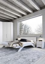 contemporary double bed MOONLIGHT mazzali spa