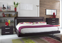 contemporary double bed V21524 pensarecasa.it
