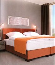 contemporary double bed SI-FSAV Signature Home Collection