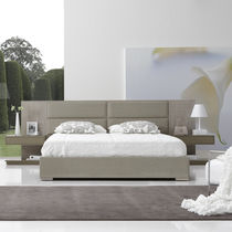 contemporary double bed MIJO  Planum, Inc.