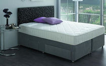 contemporary double bed with drawers CLASSIC : ROYAL SOVEREIGN Dunlopillo