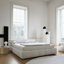 contemporary double bed TUFTY-BED by Patricia Urquiola B&B Italia
