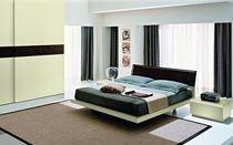 contemporary double bed MORFEO Zanette