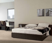 contemporary double bed NEXT GAB