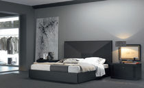 contemporary double bed COMPOSITION 11 Calgari