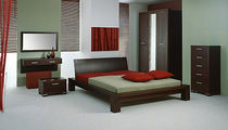 contemporary double bed CARINA Paged Meble