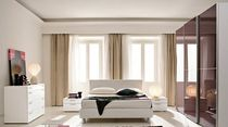 contemporary double bed GOLF : 408 Colombini