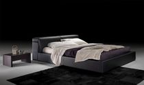 contemporary double bed PLAN BED Gyform