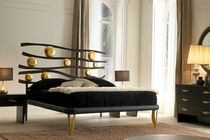 contemporary double bed BAHIA Lamp 2