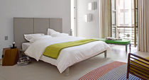 contemporary double bed LUMEO by Peter Maly Ligne Roset France