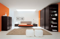contemporary double bed COMP. 31 B Julia arredamenti