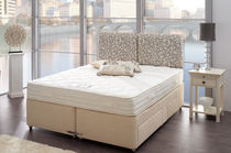 contemporary double bed with drawers HARMONIZE : CELESTE Dunlopillo