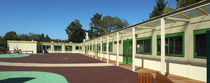 contemporary ecological modular prefab building for school  Yves Cougnaud
