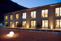 contemporary ecological modular prefab building for hotel  Haring Engineering Ltd