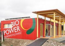 contemporary ecological prefab building for offices BIOPOWER VISITOR CENTRE Haring Engineering Ltd