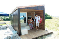 contemporary ecological prefab micro-house SMALL HDD