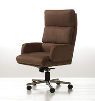 contemporary executive armchair (with headrest) EXECUTIVE Geiger