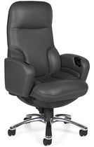 contemporary executive armchair (with headrest) CONCORDE® PRESIDENTIAL™: 2409 GLOBAL totaloffice
