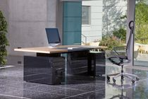 contemporary executive office desk HI 1 Leuwico