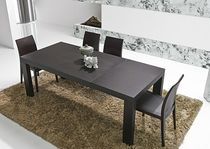 contemporary extending solid wood table JOIN Morassutti Arredamenti