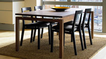contemporary extending table SH700 by Strand & Hvass Carl Hansen & Son