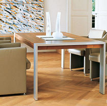 contemporary extending table 8922 by Norbert Beck ROLF BENZ