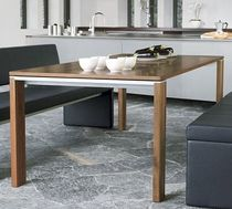 contemporary extending table 8850 by Norbert Beck ROLF BENZ