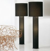 contemporary fabric floor lamp RUB CELDA