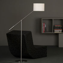 contemporary fabric floor lamp (adjustable) LIBRA P METALARTE