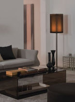 contemporary fabric floor lamp CRUSH EGO zeroventiquattro