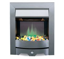 contemporary fireplace (electric closed hearth) RUSHDEN 547-R Burley