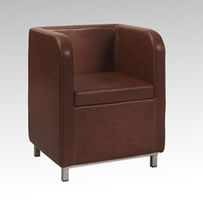 contemporary fireside chair 709 STAR srl