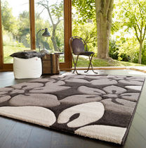 contemporary floral patterned rug synthetic ESSENTIALS : ESP-0010-03 - CAMPUS ESPRIT home - Wecon home