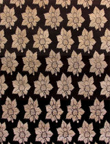 contemporary floral patterned rug BREVE MANSOUR MODERN