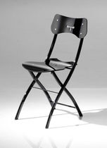 contemporary folding chair DUPLEX  steiner